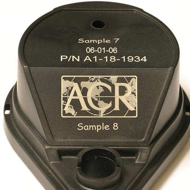 graveerlaser graveermachine CO2 laser kunststoffen graveren