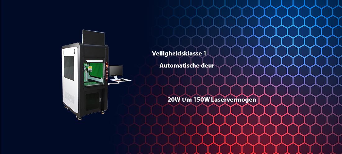 Laser graveermachine 30t/m150w laservermogen