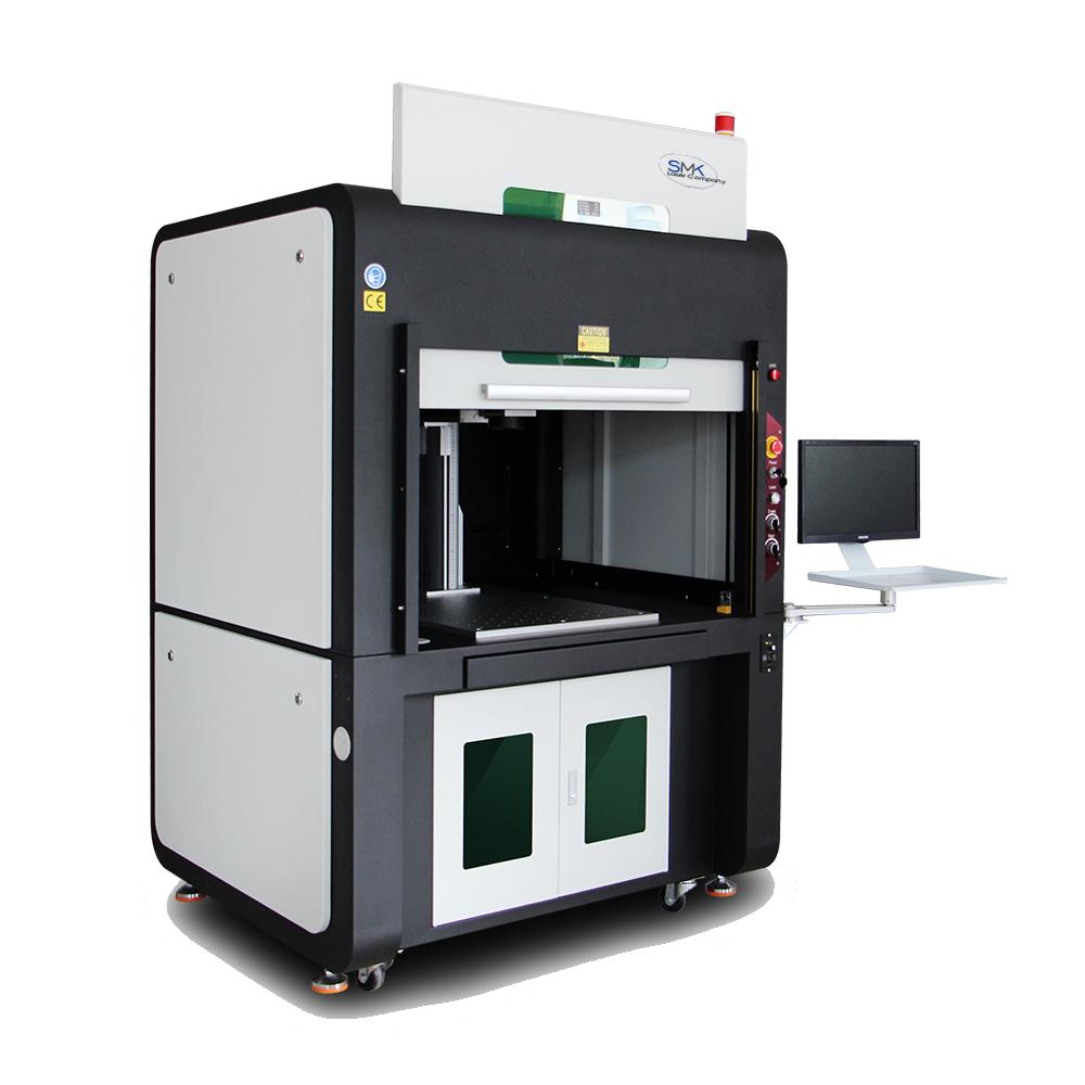 graveermachine-laser-gesloten-verplaatsbaar-electrische-deur